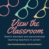 View the Blended Learning Classroom In Action