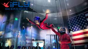 Feb. 28th: HS/MS Indoor Skydiving