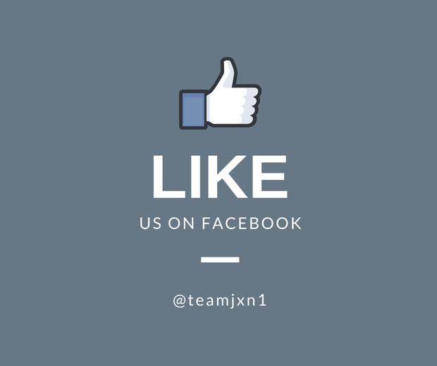 TeamJXN Facebook