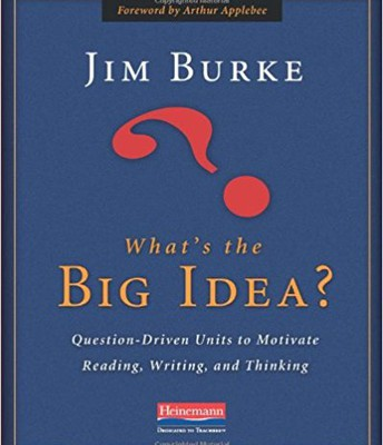 What the Big Idea? by Jim Burke
