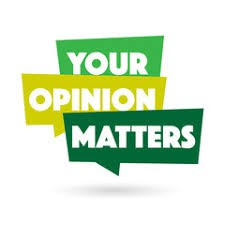 Your Opinion Matters - Math Tools