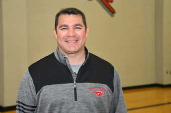 Coach Benitez Named Coach of the Year