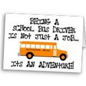 We Love our Busedrivers!