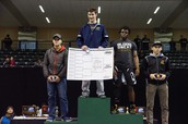 Tristan Cook wins his first State title at 170 pounds