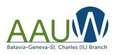 AAUW Creative Writing Writing Contest!