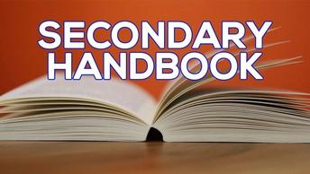 Secondary Student Handbook