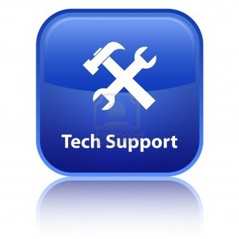 Tech Support Available