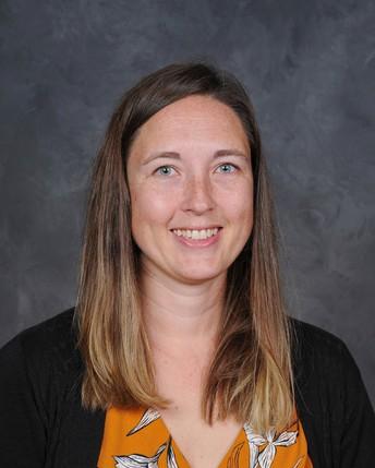 Chardon Middle School Teacher and Power of the Pen Adviser Mrs. Shannon Monsman