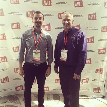 Dr. Martin and Mr. Miltenberg Present at AMLE in Orlando, Florida