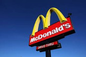 McDonald's Singing Trip - December 11th, 12th & 113th