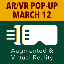 Augmented & Virtual Reality Pop-Up Ad