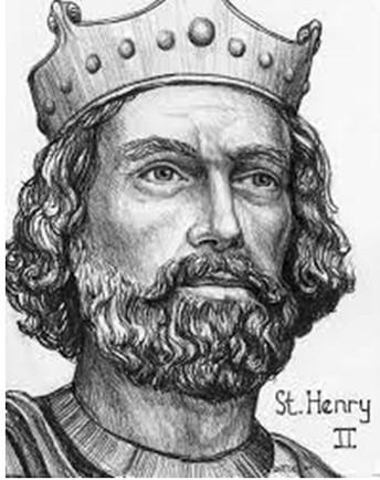 Saint Henry:  Feast Day – July 13