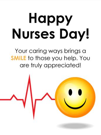 Thank you Nurse Cheryl! ¡GRACIAS Enfermera Cheryl!