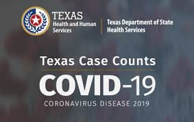 Texas Case Count Dashboard & Info
