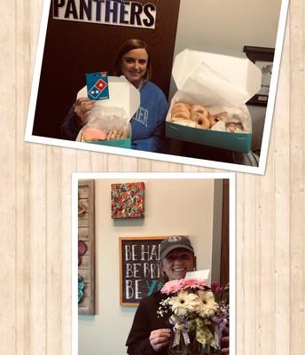 GMS Appreciates Mrs. Atkinson and Mrs. Kimble