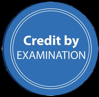 Crédito por Examen