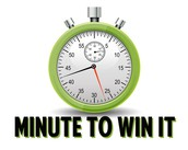 July 11th – Minute to Win it