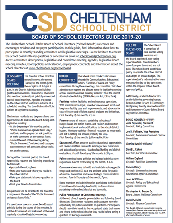 19-20 Board of School Directors Guide