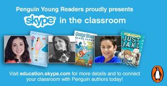 Read Across America & Skype in the Classroom