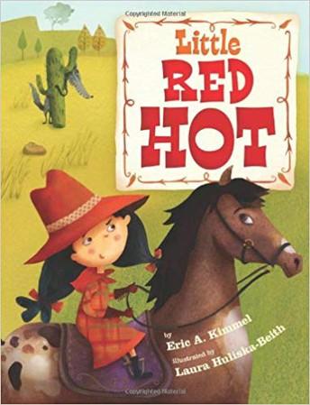 A Sherlock Favorite:  Little Red Hot