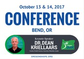 Oregon SHAPE 2017 Conference: A Physical Literacy Journey