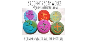 St. John's Soap Works Fundraiser UPDATE