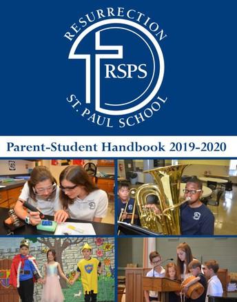 2019-2020 Parent-Student Handbook