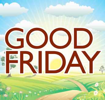 The CASY Office Will Be Closed in Observation of Good Friday: