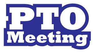 PTO Meeting- May 17th