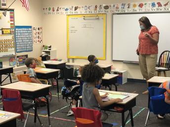 Mrs. Burnside's Kindergarten Introductions