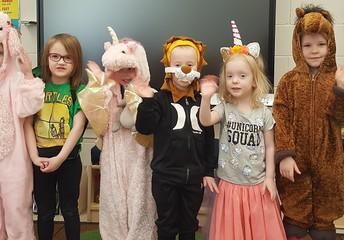 Current Pre Kindergarten Students