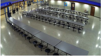 Junior High Lunchroom