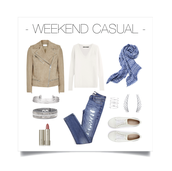 Cool Hues Take this Casual Look to the Next Level