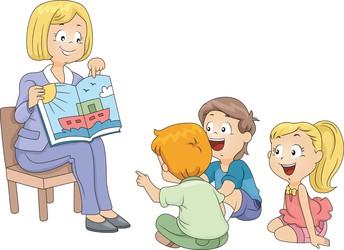 Preschool Story Hours
