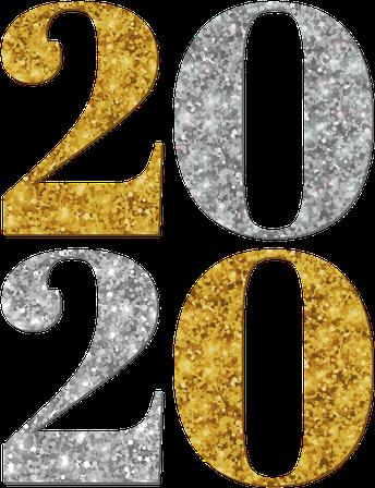 2020 clipart