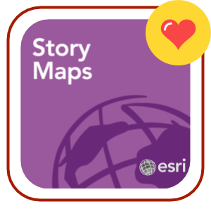 Visualizing Time and Space: An Introduction to Story Mapping for Social Studies