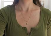 Aurora Drop Necklace Was $39 Now $24.87