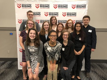 WHS students attend UNO conference