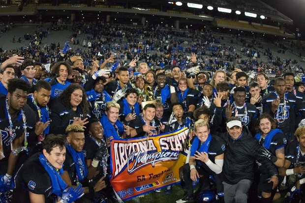 Football State Championship Events