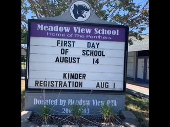 Welcome! First day August 14th!