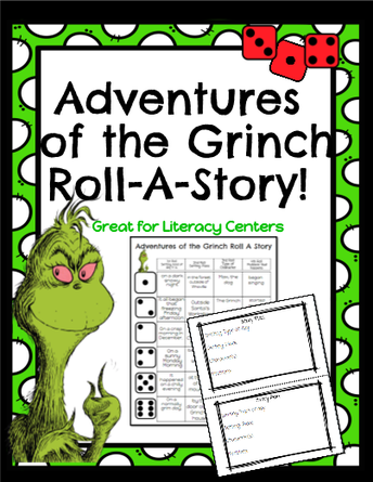 Roll a Story with the Grinch