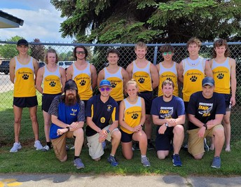 Varsity Track State Finalists