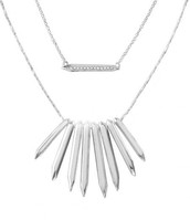 Rebel Cluster necklace £65 NOW - £32