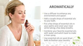 Ways to Inhale