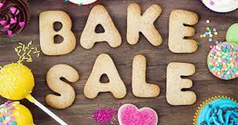3rd Grade Bake Sale @ MFC