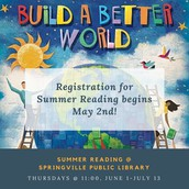 Register now at your library