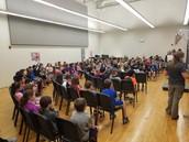 Maple Dale 4th Graders