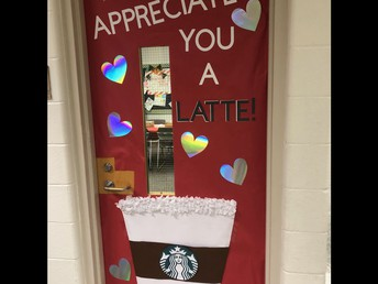 We Appreciate You a Latte!