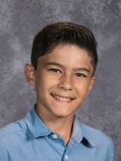 Drake Vasquez - 6th Grade