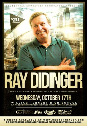 A Night with Ray Didinger